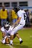 Mt Tabor Spartans vs Reagan Raiders Varsity Football<br /> Friday, October 08, 2010 at Mt Tabor High School<br /> Winston-Salem, North Carolina<br /> (file 203225_BV0H0373_1D4)