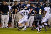 Mt Tabor Spartans vs Reagan Raiders Varsity Football<br /> Friday, October 08, 2010 at Mt Tabor High School<br /> Winston-Salem, North Carolina<br /> (file 194035_BV0H0159_1D4)