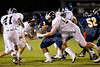 Mt Tabor Spartans vs Reagan Raiders Varsity Football<br /> Friday, October 08, 2010 at Mt Tabor High School<br /> Winston-Salem, North Carolina<br /> (file 195458_BV0H0262_1D4)