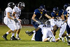 Mt Tabor Spartans vs Reagan Raiders Varsity Football<br /> Friday, October 08, 2010 at Mt Tabor High School<br /> Winston-Salem, North Carolina<br /> (file 195405_BV0H0245_1D4)