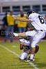 Mt Tabor Spartans vs Reagan Raiders Varsity Football<br /> Friday, October 08, 2010 at Mt Tabor High School<br /> Winston-Salem, North Carolina<br /> (file 203226_BV0H0374_1D4)