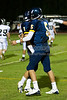Mt Tabor Spartans vs Reagan Raiders Varsity Football<br /> Friday, October 08, 2010 at Mt Tabor High School<br /> Winston-Salem, North Carolina<br /> (file 214211_803Q6439_1D3)