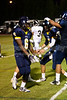 Mt Tabor Spartans vs Reagan Raiders Varsity Football<br /> Friday, October 08, 2010 at Mt Tabor High School<br /> Winston-Salem, North Carolina<br /> (file 214209_803Q6437_1D3)