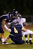 Mt Tabor Spartans vs Reagan Raiders Varsity Football<br /> Friday, October 08, 2010 at Mt Tabor High School<br /> Winston-Salem, North Carolina<br /> (file 215749_BV0H0826_1D4)