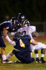 Mt Tabor Spartans vs Reagan Raiders Varsity Football<br /> Friday, October 08, 2010 at Mt Tabor High School<br /> Winston-Salem, North Carolina<br /> (file 215749_BV0H0826_1D4)