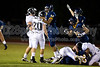 Mt Tabor Spartans vs Reagan Raiders Varsity Football<br /> Friday, October 08, 2010 at Mt Tabor High School<br /> Winston-Salem, North Carolina<br /> (file 195406_BV0H0248_1D4)