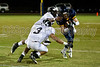Mt Tabor Spartans vs Reagan Raiders Varsity Football<br /> Friday, October 08, 2010 at Mt Tabor High School<br /> Winston-Salem, North Carolina<br /> (file 212242_803Q6371_1D3)