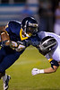 Mt Tabor Spartans vs Reagan Raiders Varsity Football<br /> Friday, October 08, 2010 at Mt Tabor High School<br /> Winston-Salem, North Carolina<br /> (file 203404_BV0H0380_1D4)