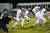 Mt Tabor Spartans vs Reagan Raiders Varsity Football<br /> Friday, October 08, 2010 at Mt Tabor High School<br /> Winston-Salem, North Carolina<br /> (file 213738_803Q6414_1D3)