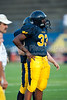 Mt Tabor vs Glenn Varsity Football<br /> Glenn defeats Mt Tabor 27-24<br /> Friday, September 11, 2009 at Mt Tabor High School<br /> Winston-Salem, North Carolina<br /> (file 185647_803Q6056_1D3)
