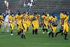 Mt Tabor vs Parkland Varsity Football<br /> Mt Tabor 24 Parkland 14<br /> Saturday, August 29, 2009 at Mt Tabor High School<br /> Winston-Salem, North Carolina<br /> (file 190645_QE6Q9898_1D2N)