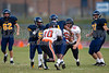 Mt Tabor Spartans vs N Davidson Black Knights JV Football<br /> Monday, November 01, 2010 at Mt Tabor High School<br /> Winston-Salem, North Carolina<br /> (file 181047_BV0H5408_1D4)