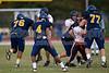 Mt Tabor Spartans vs N Davidson Black Knights JV Football<br /> Monday, November 01, 2010 at Mt Tabor High School<br /> Winston-Salem, North Carolina<br /> (file 181131_BV0H5415_1D4)