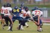 Mt Tabor Spartans vs N Davidson Black Knights JV Football<br /> Monday, November 01, 2010 at Mt Tabor High School<br /> Winston-Salem, North Carolina<br /> (file 181212_BV0H5421_1D4)