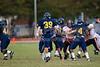 Mt Tabor Spartans vs N Davidson Black Knights JV Football<br /> Monday, November 01, 2010 at Mt Tabor High School<br /> Winston-Salem, North Carolina<br /> (file 181248_BV0H5424_1D4)