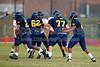 Mt Tabor Spartans vs N Davidson Black Knights JV Football<br /> Monday, November 01, 2010 at Mt Tabor High School<br /> Winston-Salem, North Carolina<br /> (file 180957_BV0H5405_1D4)