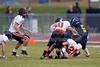 Mt Tabor Spartans vs N Davidson Black Knights JV Football<br /> Monday, November 01, 2010 at Mt Tabor High School<br /> Winston-Salem, North Carolina<br /> (file 181134_BV0H5418_1D4)