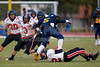 Mt Tabor Spartans vs N Davidson Black Knights JV Football<br /> Monday, November 01, 2010 at Mt Tabor High School<br /> Winston-Salem, North Carolina<br /> (file 181051_BV0H5412_1D4)