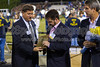 Mt Tabor Hall of Fame Induction Ceremony<br /> Friday, October 11, 2013 at Mt Tabor High School<br /> Winston-Salem, North Carolina<br /> (file 203752_BV0H1580_1D4)