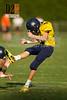 Mount Tabor Spartans vs North Davidson Black Knights JV Football