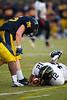 Mt Tabor Spartans vs RJR Demons JV Football<br /> Thursday, October 06, 2011 at Mt Tabor High School<br /> Winston-Salem, North Carolina<br /> (file 183436_BV0H5357_1D4)