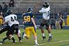 Mt Tabor Spartans vs RJR Demons JV Football<br /> Thursday, October 06, 2011 at Mt Tabor High School<br /> Winston-Salem, North Carolina<br /> (file 183528_803Q4263_1D3)