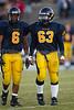 Mt Tabor Spartans vs RJR Demons JV Football<br /> Thursday, October 06, 2011 at Mt Tabor High School<br /> Winston-Salem, North Carolina<br /> (file 183553_BV0H5363_1D4)
