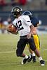 Mt Tabor Spartans vs RJR Demons JV Football<br /> Thursday, October 06, 2011 at Mt Tabor High School<br /> Winston-Salem, North Carolina<br /> (file 183435_BV0H5355_1D4)