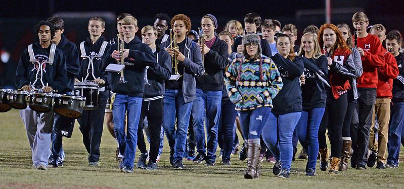 Spartanburg at Hillcrest Football