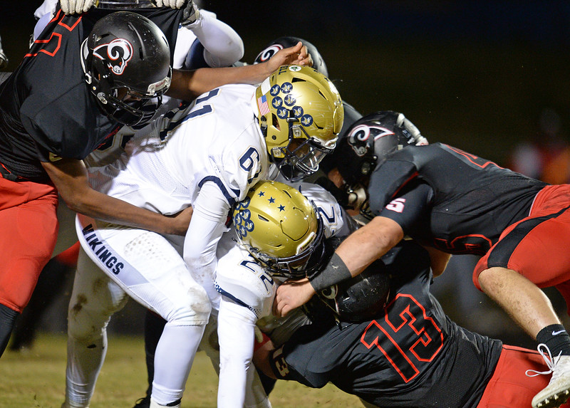 Spartanburg at Hillcrest Football