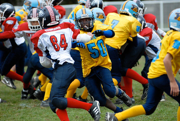 Interbay Football 10/6/2007