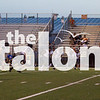 JV Eagles take on Celina at Bobcat Stadium in Celina, Texas on Thursday. (Isabelle Adoue/The Talon News)