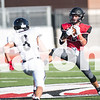 JV takes on Lovejoy on Aug. 25, 2016 at Argyle High School in Argyle, Texas. (Christopher Piel/The Talon News)