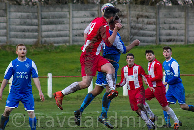 Johnstone Burgh 1 Cambuslang Rangers 1, McBookie.com Central First Division, 11th February 2017