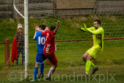 Johnstone Burgh 1 Cambuslang Rangers 1 McBookie.com Central District First Division Keanie Park 11/02/017