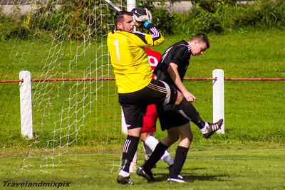 Johnstone Burgh 2 Greenock Juniors 2 McBookie.com Central District First Division Keanie Park 10/09/2016