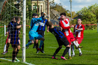 Johnstone Burgh 2 Larkhall Thistle 4, McBookie.com Central First Division, 1st October 2016