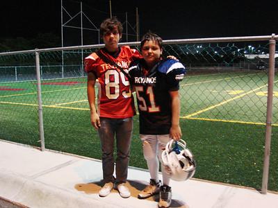 Bruno y Mauricio Rocha Evia