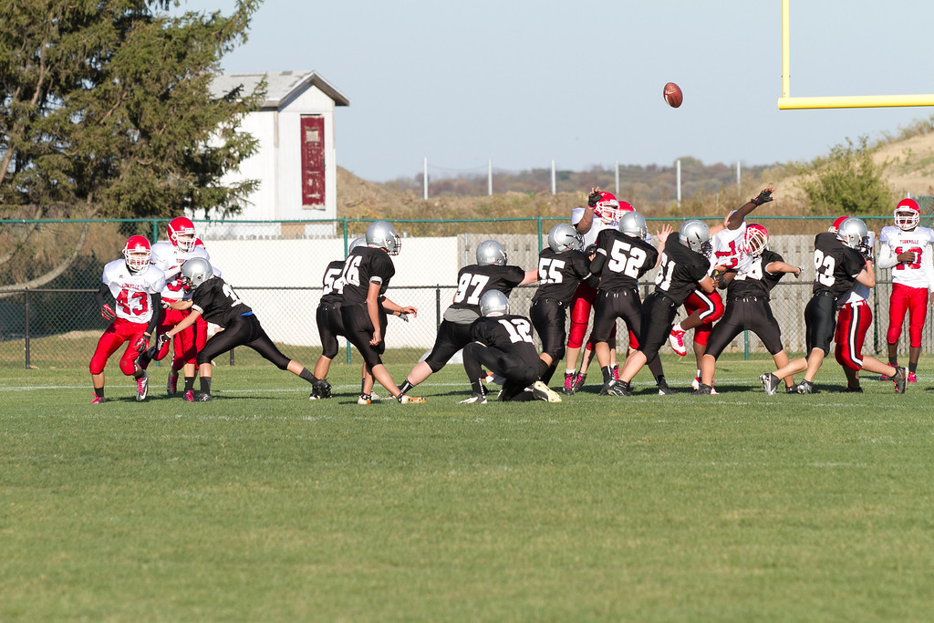 2012 10 8 KHS Football Freshman-3531