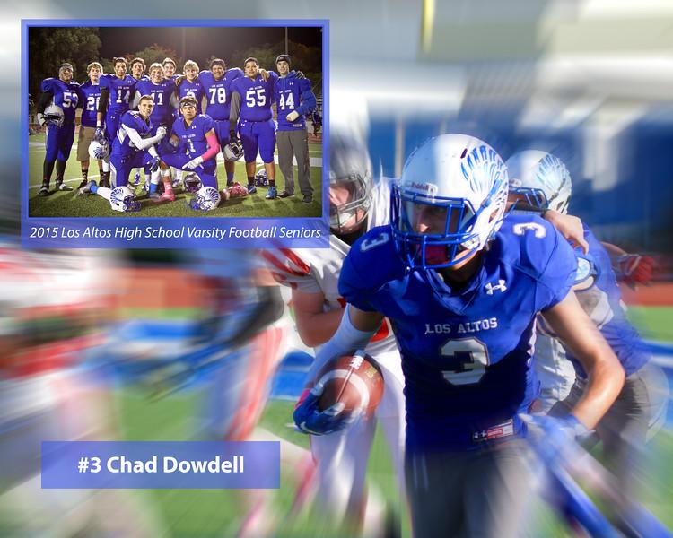 #03 Chad Dowdell
