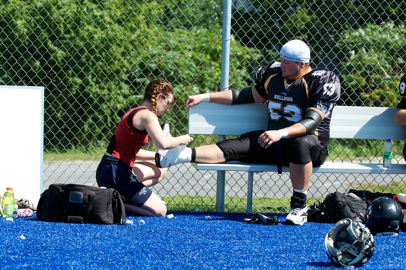 Bulldogs Blitz 2010  010