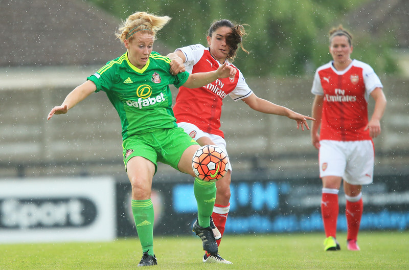 Photo: Leila Coker Arsenal Ladies v Sunderland Ladies Women's Super League 1 25/06/2016