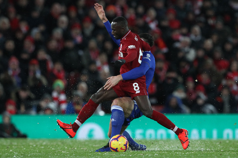 Liverpool vs Leicester 30/01/19
