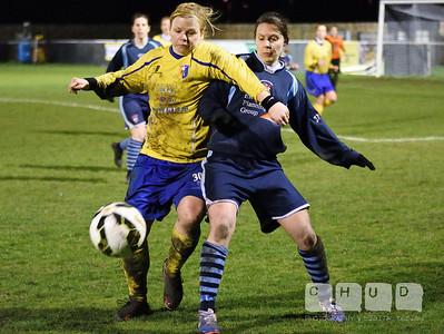 Mansfield Town Ladies v Radcliffe Olympic Ladies 31/03/2015