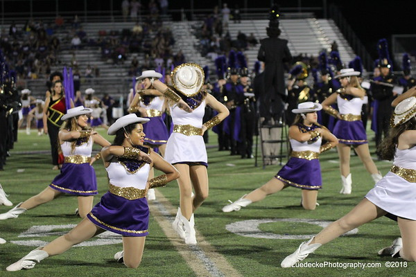 Marble Falls Starlettes