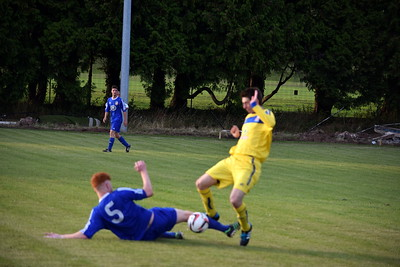 Abergavenny Town vs Llandrindod Wells
