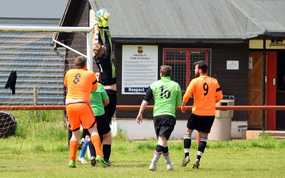 Oxford Arms Charity Match
