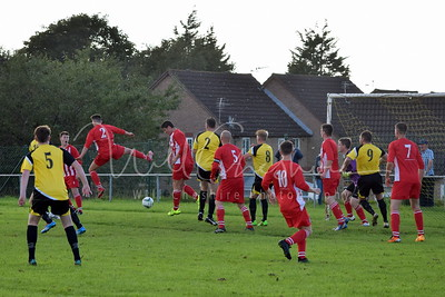 Cornelly United vs Porthcawl Town Athletic