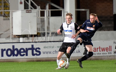 Hereford vs Holme Lacy