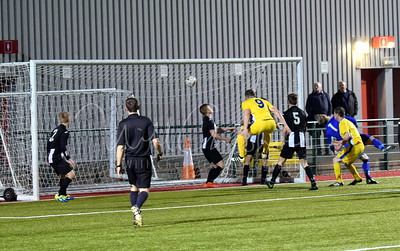 Risca United vs Monmouth Town